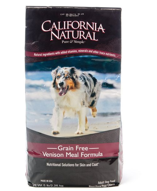 California Natural Grain-Free Dog Food