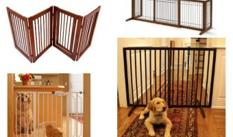 Even if your dogs are welcome inside, there are times when you will need one of these Best Dog Gates For Large Dogs.