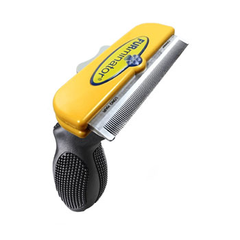 Furminator DeShedding Tool Best Grooming Supplies For Dogs