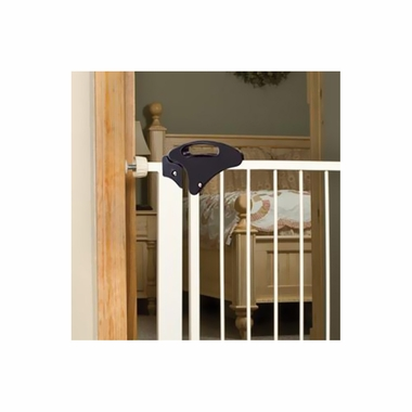 Four Paws Metal Safety Gate Best Dog Gates For Large Dogs: This classic gate is sturdy and durable.