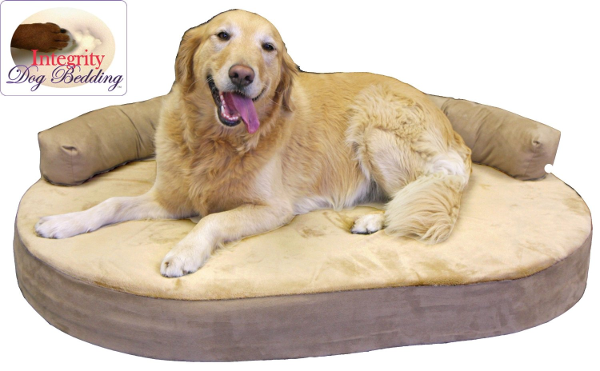 Orthodic Memory Foam Dog Bed