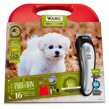 Wahl Rechargable Dog Clipper Best Grooming Supplies For Dogs