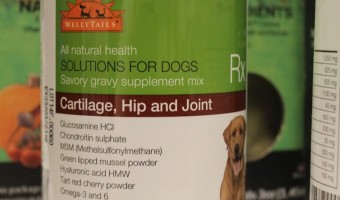 WellyTails Dog Cartilage Hip & Joint Supplement Review #WellyTails