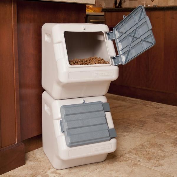 Bergan Dog food storage Stylish Dog Food Storage Ideas for Your Home