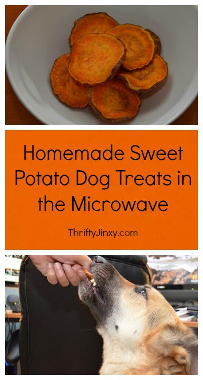 Homemade-Sweet-Potato-Dog-Treats Easy & Delicious Homemade Dog Treat Recipes