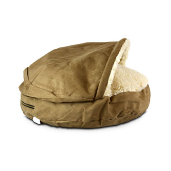 Snoozer Luxury Cozy Cave Pet Bed Dog Beds For Small Dogs