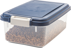 12 Quart Iris Airtight Food Storage Containers