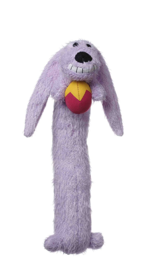 Loofa Dog Easter Basket Gift Items