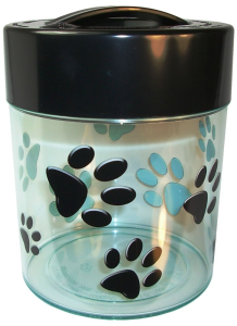 The Gamma Seal Dog Food Container