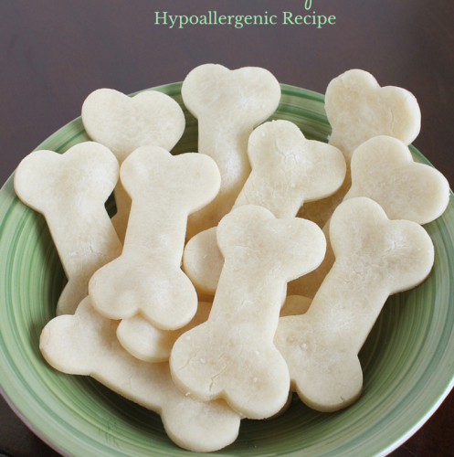 Hypoallergenic Chicken Biscuit Dog Treats