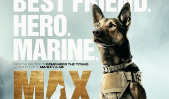 Max the movie review: see this powerful family film about a service dog with your loved ones, but be sure to bring the tissues!