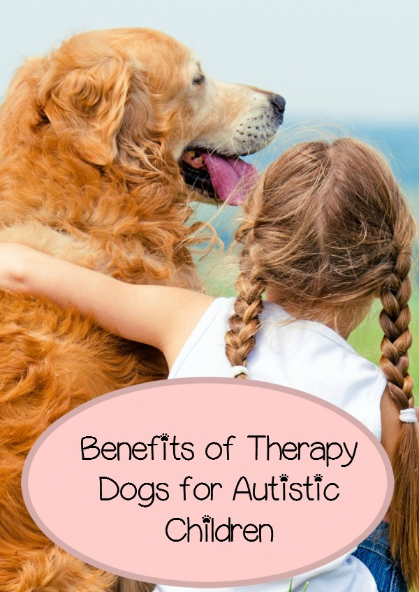 Benefits Of Therapy Dogs For Autistic Children