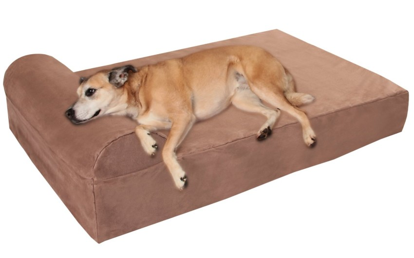 extra large dog bed with sides 1