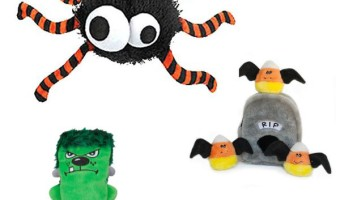 These Fun Halloween Toys For Dogs are Such a Treat!