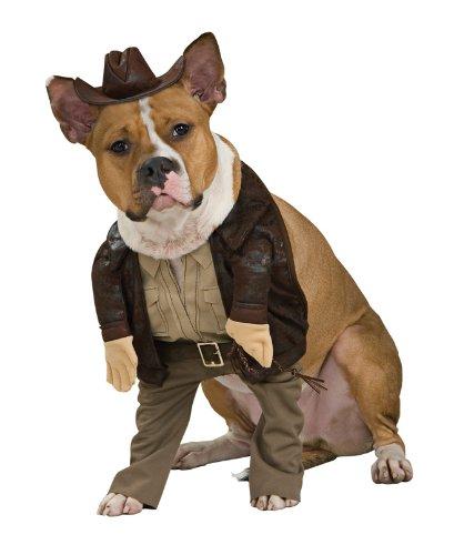Indiana Jones Pet Costume Halloween costume for dog boy