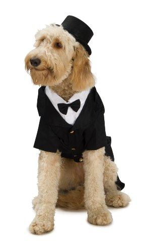 Rubies Dapper Dog Pet Costume Hallowen dog costume
