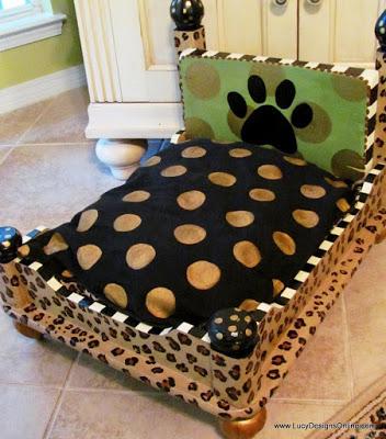 5 Fantastic DIY Dog Beds