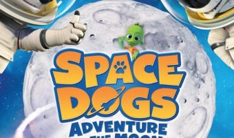 Looking for a great family movie to watch with the kids that celebrates your love for dogs? Check out Space Dogs: Adventure to the Moon!