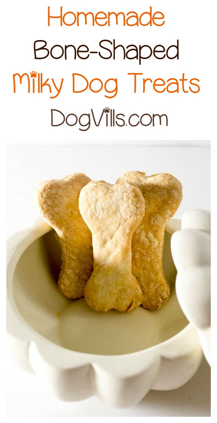 Easy Bone-Shaped Dog Biscuits Recipe: Perfect Halloween Treat