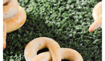 Twist Up a Batch of These Homemade Soft Pretzel Dog Treat Recipe