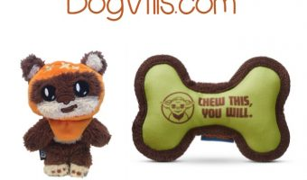 Looking for the cutest Star Wars dog toys in the galaxy? You'll love these intergalactic dog accessories! Talk about fun dog stuff!