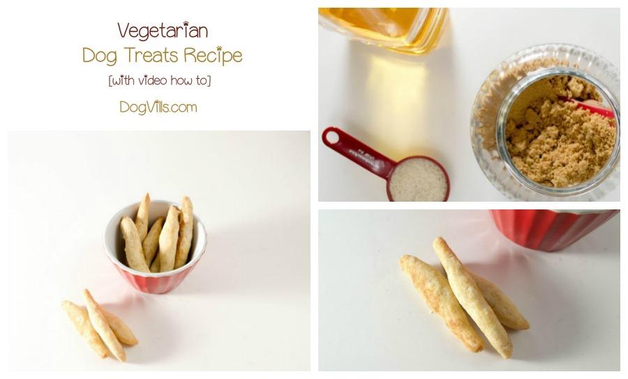 Easy tasty vegetarian dog treats recipe dogvills forumfinder Gallery