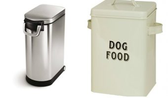 Top 4 Best Metal Dog Food Containers
