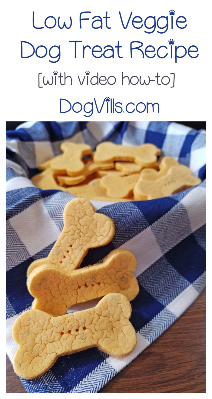 Low fat veggie treats recipe for dogs with video tutorial dogvills low fat veggie treats recipe for dogs with video tutorial forumfinder Gallery