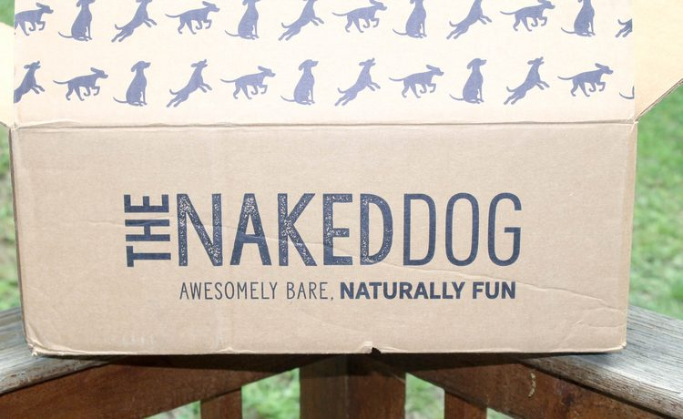Learn why The Naked Dog Box will change the way you buy dog food forever! Plus find out how to get your first box for just $10, ANY size! Trust me, you'll love it!