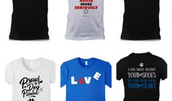 10 T-Shirts Every Dog Lover Absolutely Needs + Giveaway