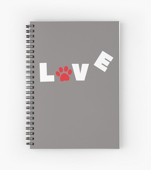 Love with paw: perfect gift idea for dog lovers