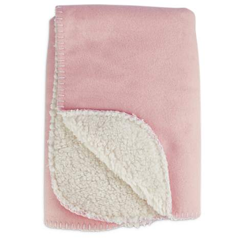 Harmony Cozy Sherpa Pet Throw