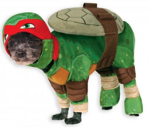 Teenage Mutant Ninja Turtle Dog Costume