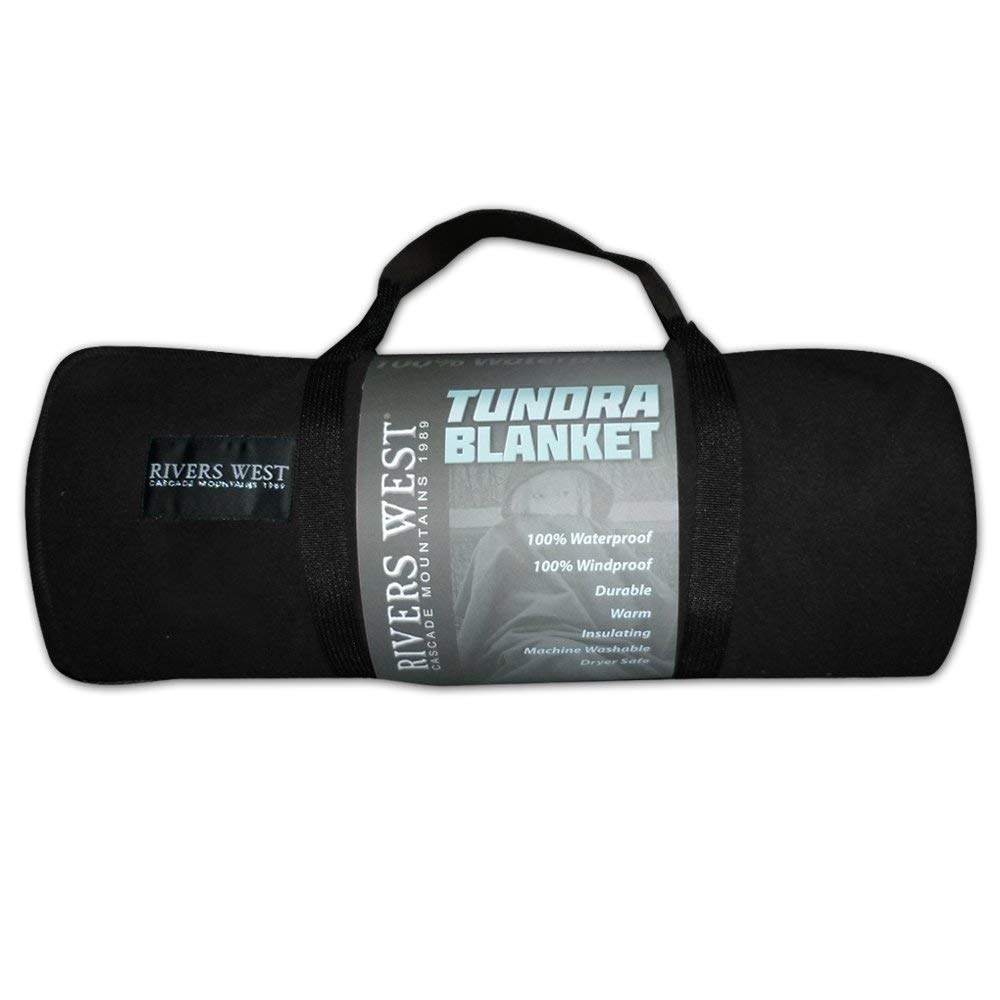 Rivers West Tundra Waterproof Fleece Blanket