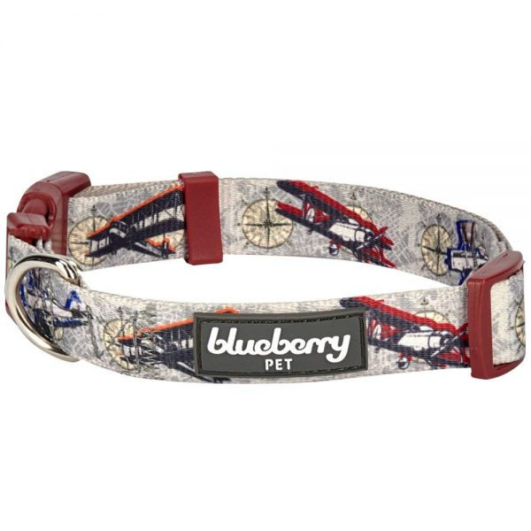 Give your dog flight with this airplane collar!