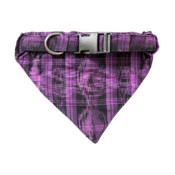 You're dog will love this stylish bandana collar!