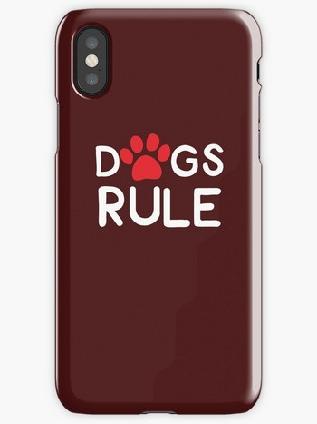 Dog Lovers iPhone Cases