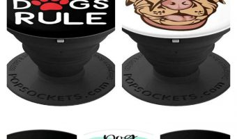 25 Funny Dog & Cat Lovers PopSockets Grip Gift Ideas