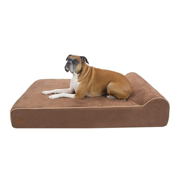 FrontPet Lux Orthopedic Dog Bed