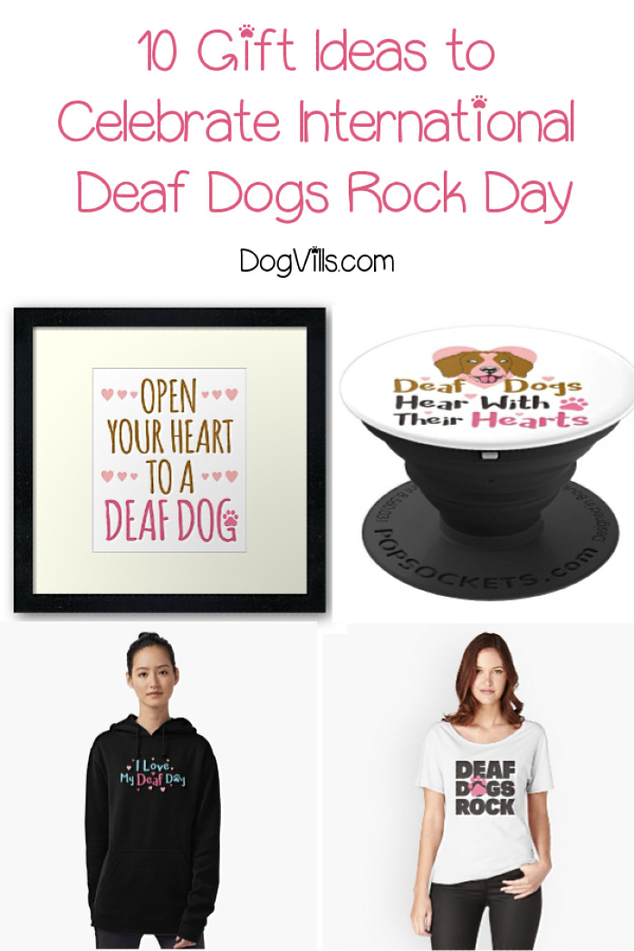 9 Meaningful Gift Ideas to Celebrate Your Love for Deaf Dogs