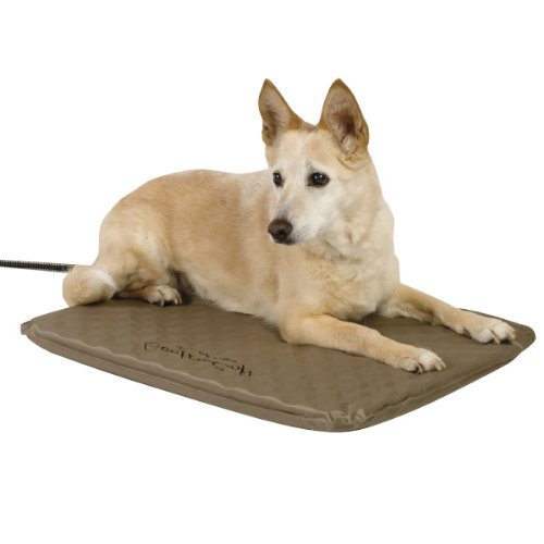 K&H Pet Products Lectro-Soft Outdoor Heated Pet Bed Large