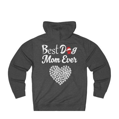 Best Dog Mom Ever hoodie