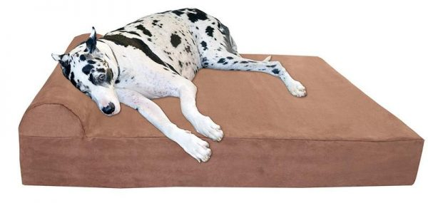 Big Barker bed review giant bed
