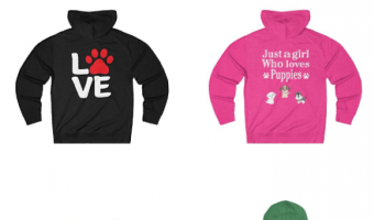 If you're looking for some sweet I Love My Dog sweatshirt ideas, you are so in luck! We happen to have 10 absolutely adorable hoodies that let the whole world know just how much your pup means to you.