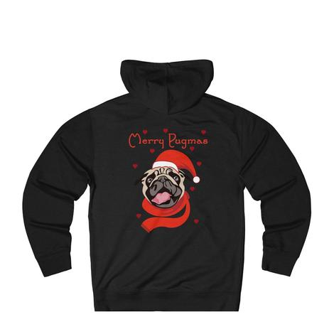 Merry Pugmas Christmas Sweaters for dog lovers