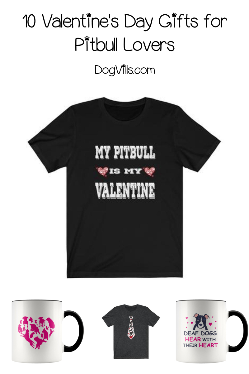 10 Valentine's Day Gifts for Pitbull Lovers