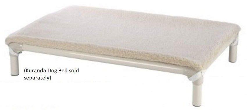 Kuranda Fleece Dog Bed Pad