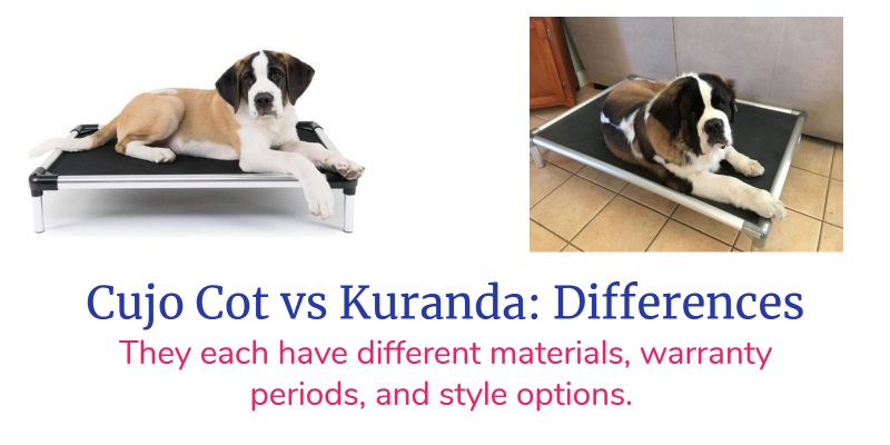 Cujo Cot vs Kuranda: Major Differences