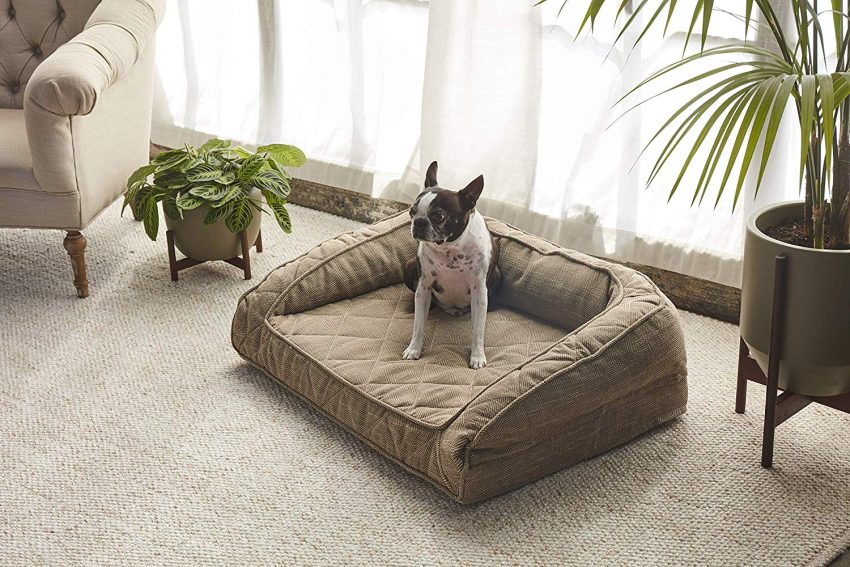 Brentwood Home Deluxe Gel Memory Foam Orthopedic Pet Bed