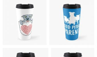 If you need a great gift idea for your favorite pet parent, you'll adore these 10 travel mugs for dog lovers! Check them out!